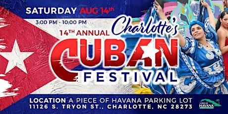 Charlotte's 14th Annual Cuban Festival tickets