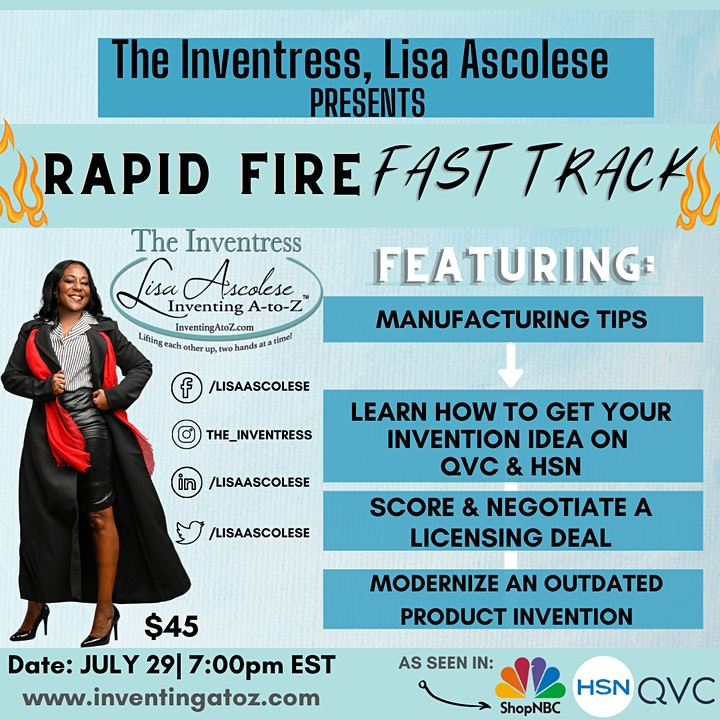 Fast Track Your Next Invention image