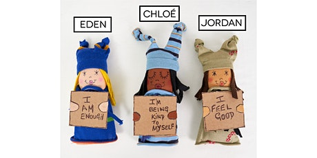 YouTube launch: Empowerment Doll-making with artist Rita Kappia tickets
