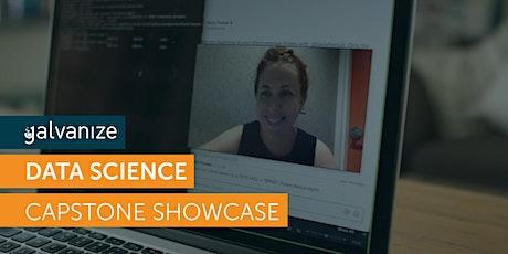 Live Online Galvanize Data Science Capstone Showcase biglietti