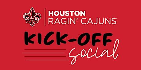 Houston Ragin' Cajun Club Kick-Off Social tickets