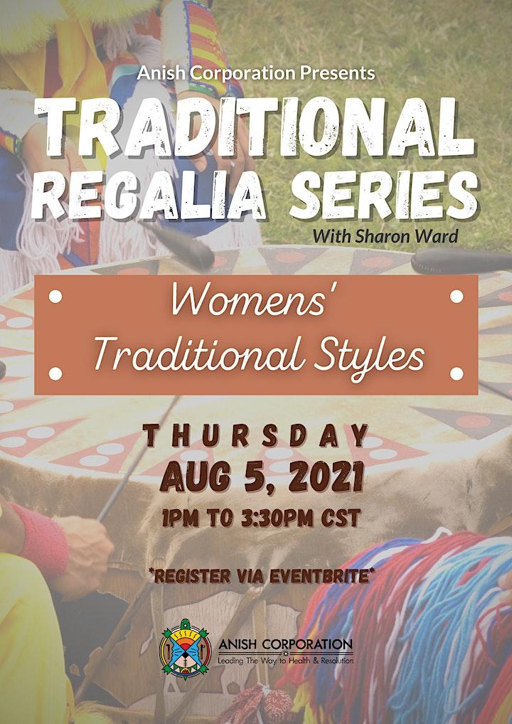 REGALIA SERIES: Women's Traditional Style image