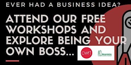 FREE Business Planning Workshop tickets