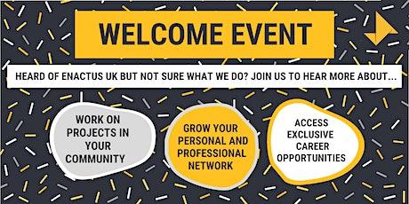 Enactus UK National Welcome Event tickets