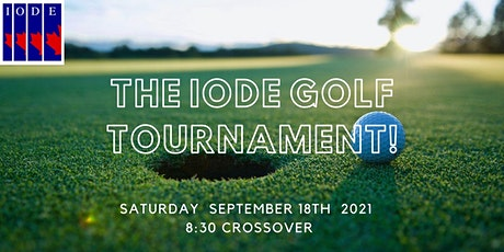 IODE Headwaters Golf Tournament tickets