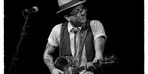 Darren Eedens - Banjo Troubadour