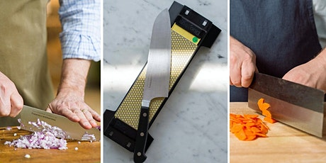 Knife Skills: All About Sharpening tickets