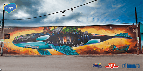 Daily Migration Mural Project : Virtual Community Consultation tickets