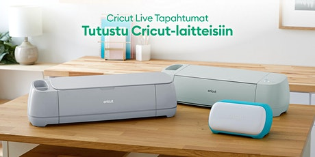 Cricut Show and Tell Finland tickets