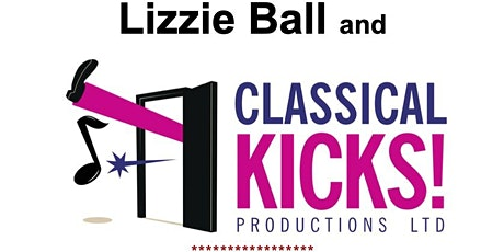 Around the World in 80 Minutes - with Lizzie Ball and Classical Kicks tickets