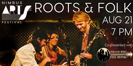 Nimbus Arts Festival: August 21 | Roots and Folk tickets