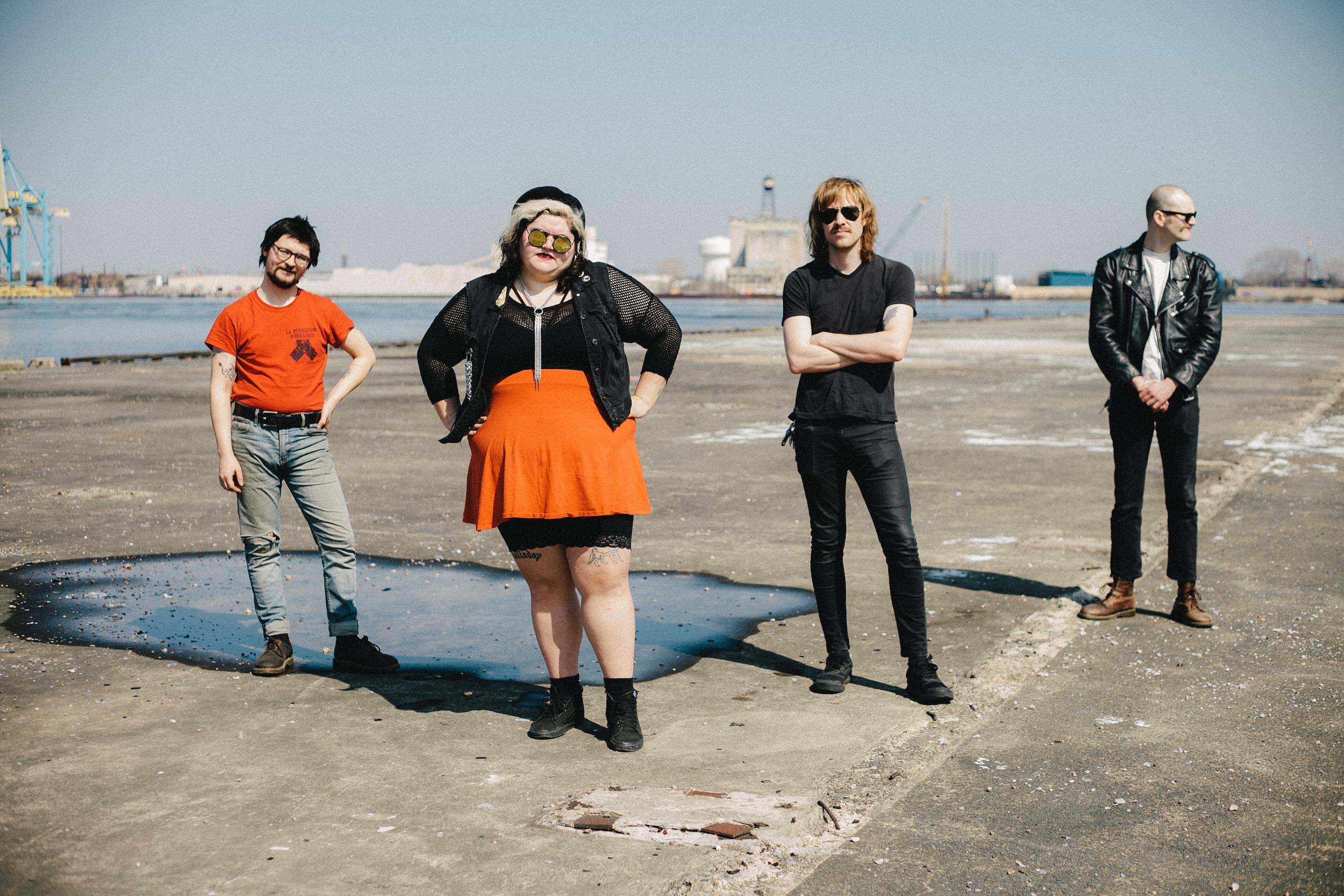 Sheer Mag, Soul Glo, and more in Orlando at Will's Pub