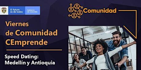 Speed Dating CEmprende - Medellín tickets