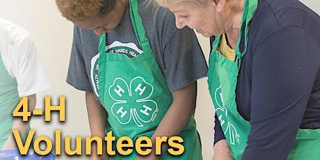 Seminole County 4-H Volunteer Orientation (ONLINE) tickets