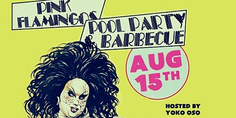 Pink Flamingo's Pool Party & BBQ tickets