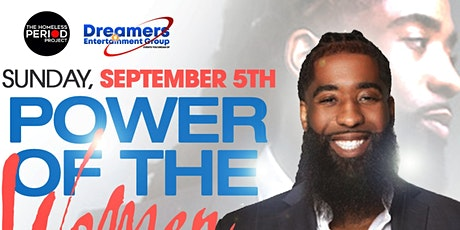 """""""The Power Of The WOMAN"""" tickets"""