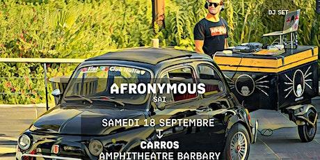 DJ SET AFRONYMOUS - SAI / FIESTA PARTIE 2 - Festival Jacques a dit billets