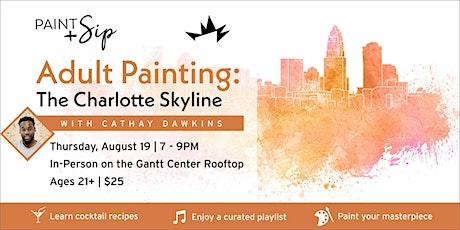 Skyline Paint & Sip tickets