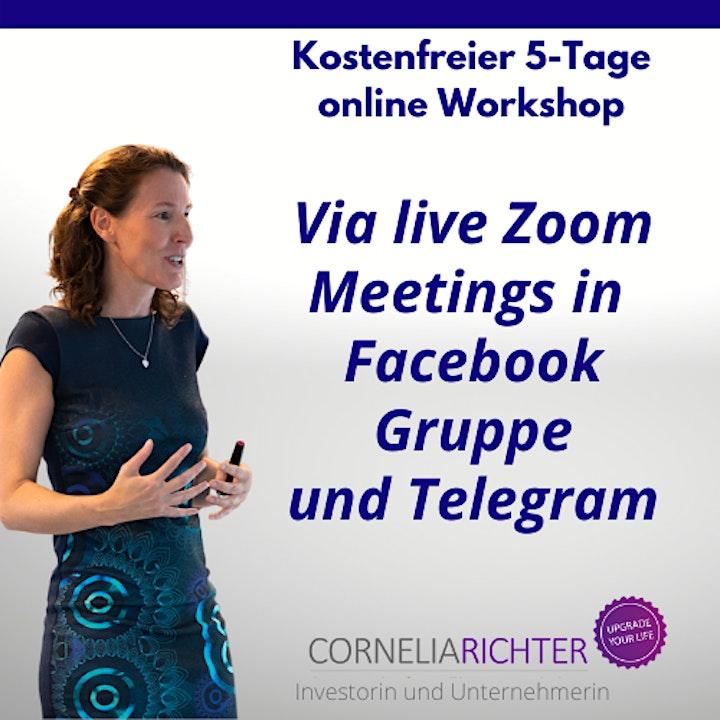 """Kostenfreier 5-Tage Online Workshop """"All-Investment-Strategien"""": Bild"""