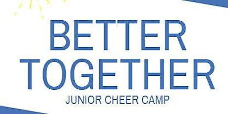 Naches Junior Cheer Camp 2021 tickets