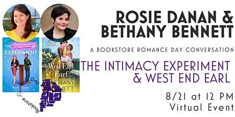 Bookstore Romance Day Author Talk with Rosie Danan & Bethany Bennett tickets