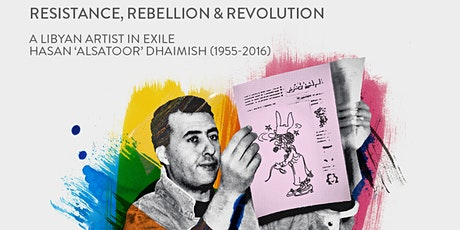 Resistance, Rebellion and Revolution- Opening Night tickets