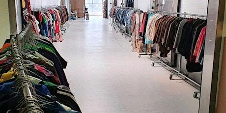 Private Shopping op De Vintage Kilo Sale 7 aug 10/11.30 uur tickets