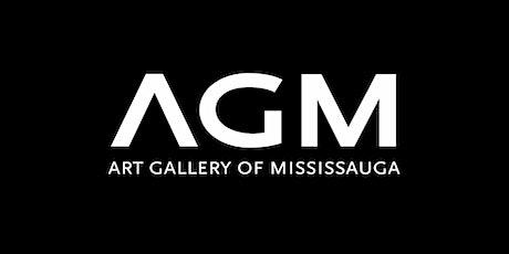 Art Gallery of Mississauga Visitor Registration tickets