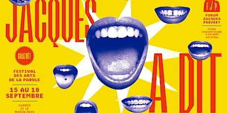 ATELIER LUDI YOGA - Nicolas Morena  - Festival Jacques a dit billets