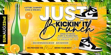 Just Kickin' It Brunch tickets