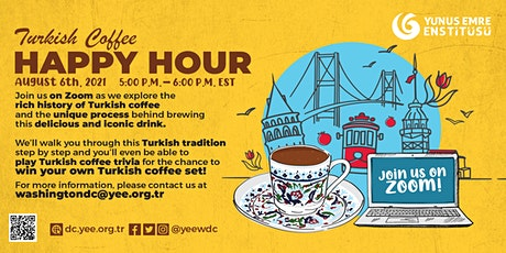 Turkish Coffee Happy Hour 10th Edition tickets