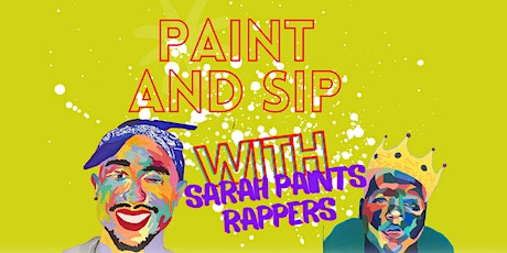Rappers Paint and Sip at the Arlo Soho with Sarah Paints Rappers tickets