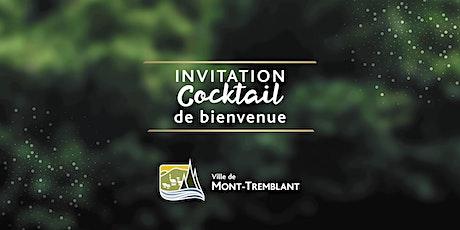 Invitation — Cocktail de bienvenue billets