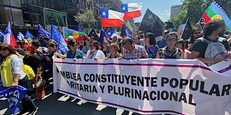 La Convención Constitucional (Chile): aspectos y desarrollo entradas