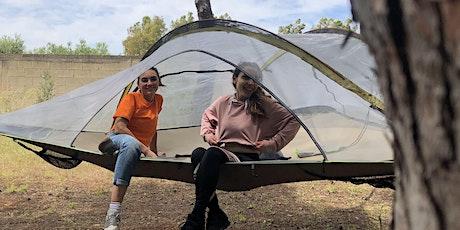 BRIO Unusual Camp | Tree tents e inclusione sociale biglietti