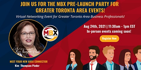 Pre-Launch Party for Greater Toronto Area (GTA) Networking Events! tickets