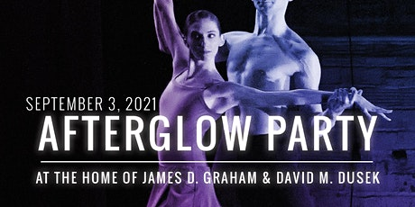 Afterglow Party for Verb Ballets tickets