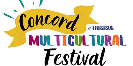 2021 Concord Multicultural Festival - Vendor Registration tickets