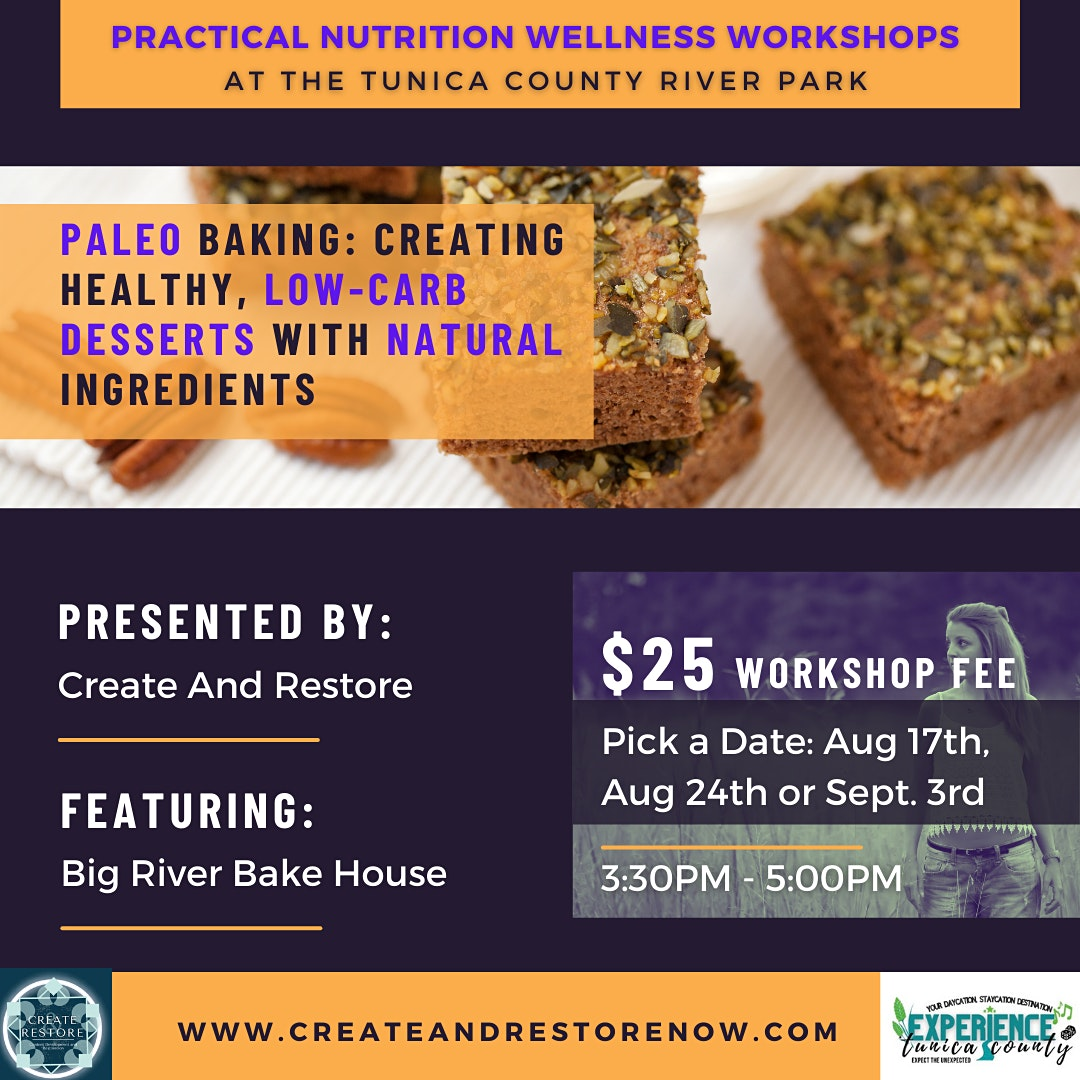 Paleo Baking: Creating Healthy, Low-Carb Desserts with Natural Ingredients