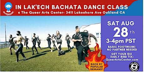 Learn Bachata Dance Footwork (no partnering) Beginner Level w/ In Lak'ech tickets