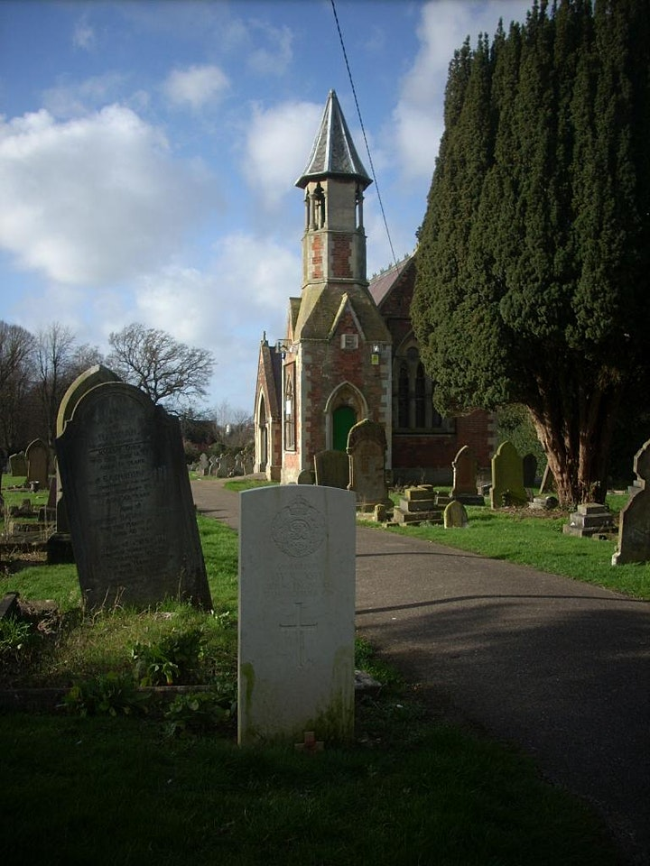 CWGC Tour- Bletchley (Manor Road) Cemetery image