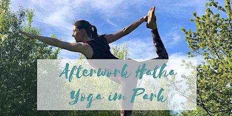 Afterwork Hatha Yoga im Park Tickets