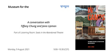 A conversation with Tiffany Chung and Jana Lipman tickets