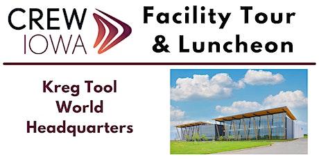 Development Tour and Panel Luncheon: Kreg Tool Global Headquarters tickets