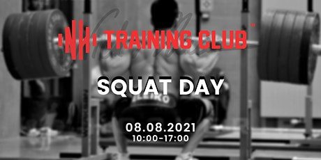 SQUAT DAY by NHTC Tickets