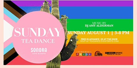 Sunday Tea Dance tickets