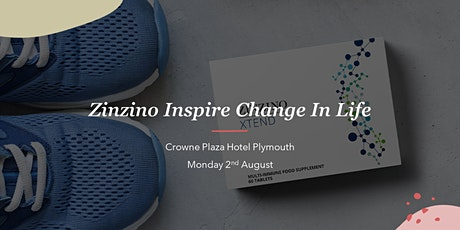 ZinZino  Inspire Change In Life Tour tickets