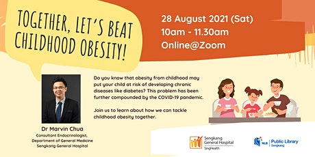 Together, Let's Beat Childhood Obesity! tickets