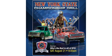 New York State Championship Drill at the Main-Transit Fire Department tickets