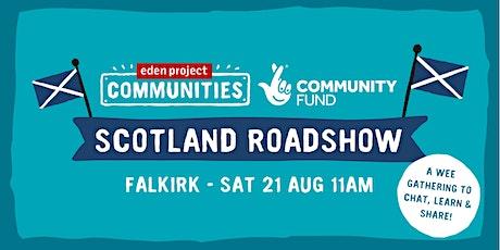 Scotland Roadshow - Falkirk! tickets